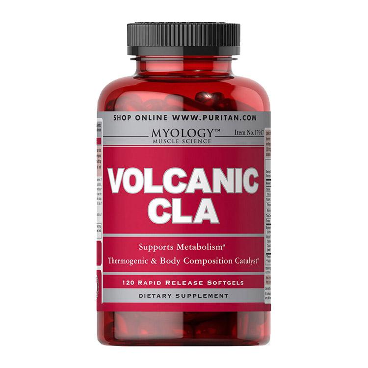 Volcanic Cla (120 softgels)