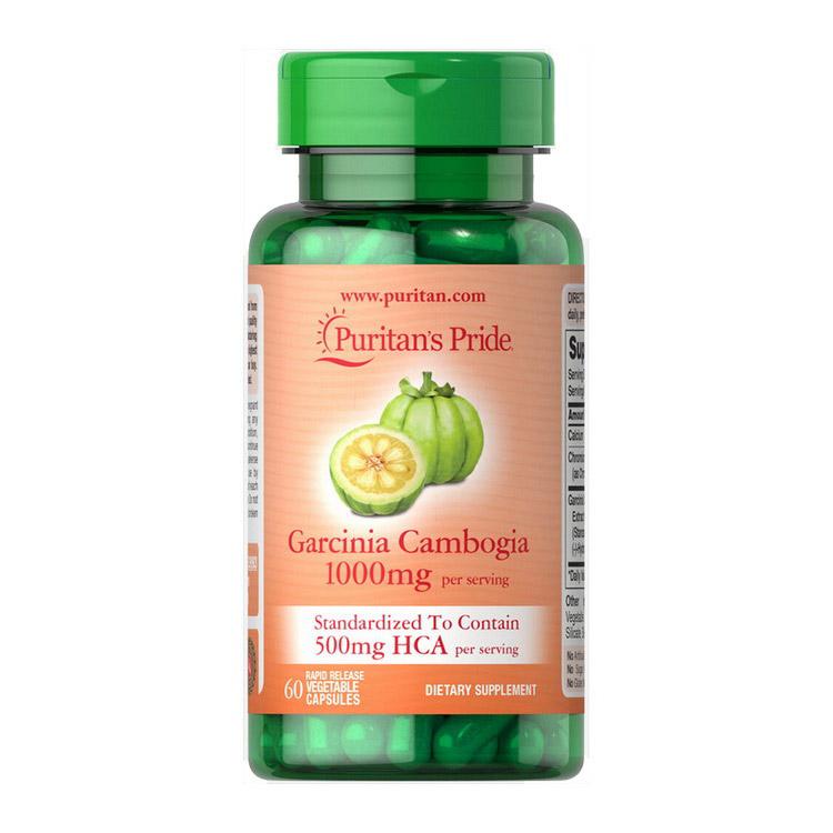Garcinia Cambogia (60 veg caps)
