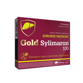 Gold Sylimaron 100 (30 caps)