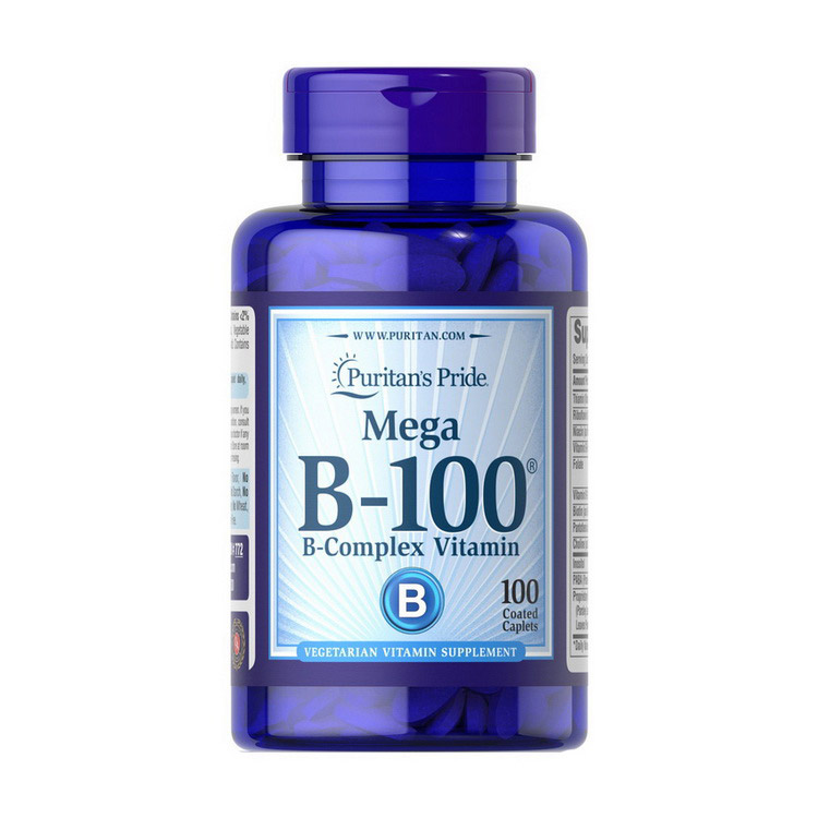 Mega B-100 (100 caplets)