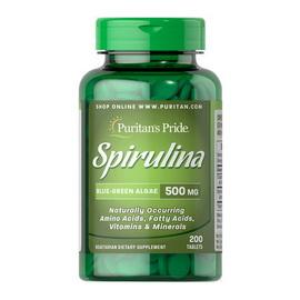 Spirulina 500 mg (200 tabs)