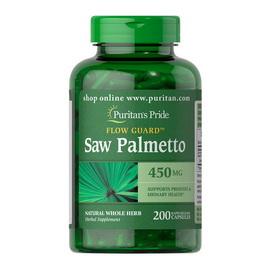 Saw Palmetto 450 mg (200 caps)