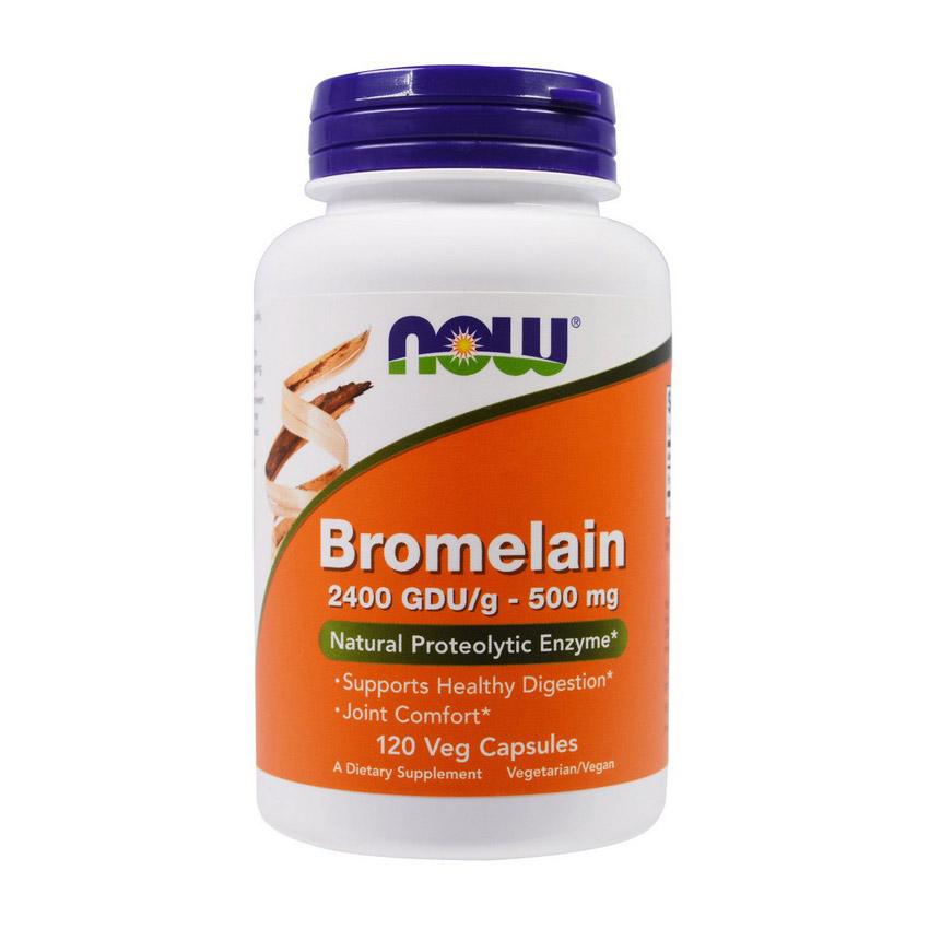 Bromelain 500 mg (120 veg caps)
