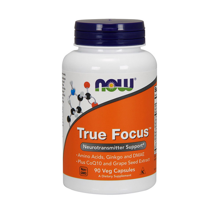 True Focus (90 veg caps)