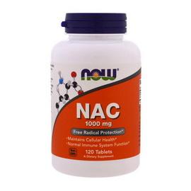 NAC 1000 mg (120 tabs)