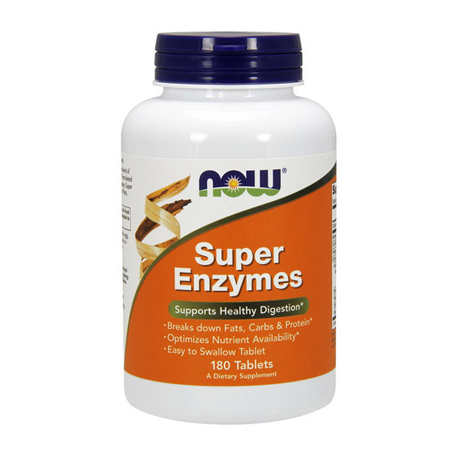 Super Enzymes (180 tabs)