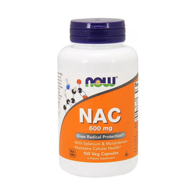 NAC 600 mg (100 veg caps)