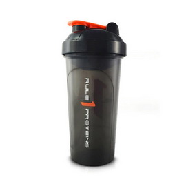 Shaker R1 Black/Orange (700 ml)