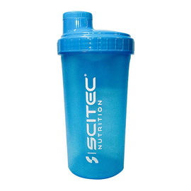 Shaker Scitec Clear Blue (700 ml)