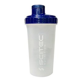 Shaker Scitec Opaque Clear (700 ml)