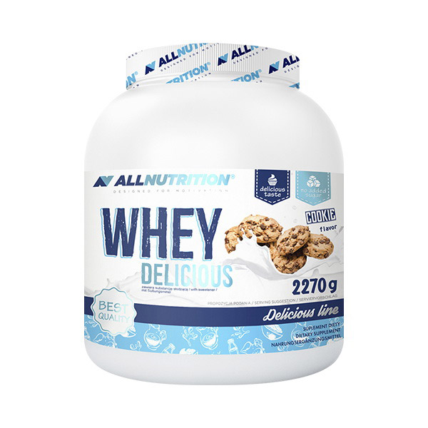 Whey Delicious (2,27 kg)