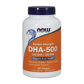 DHA-500/250 EPA (180 softgels)