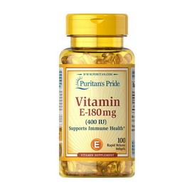Vitamin E-400 IU (100 softgels)