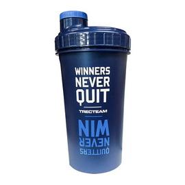 Shaker Winners Never Quit Blue (700 ml)