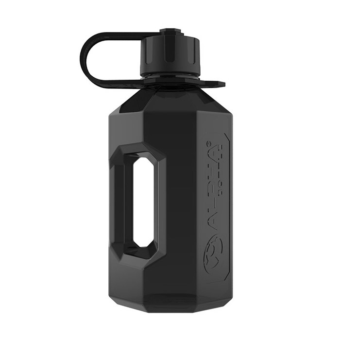 Water Jug Smoke/Black (1,2 l)