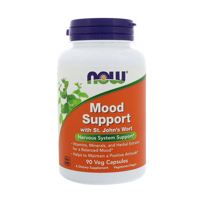 Mood Support with St. John's Wort (90 veg caps)