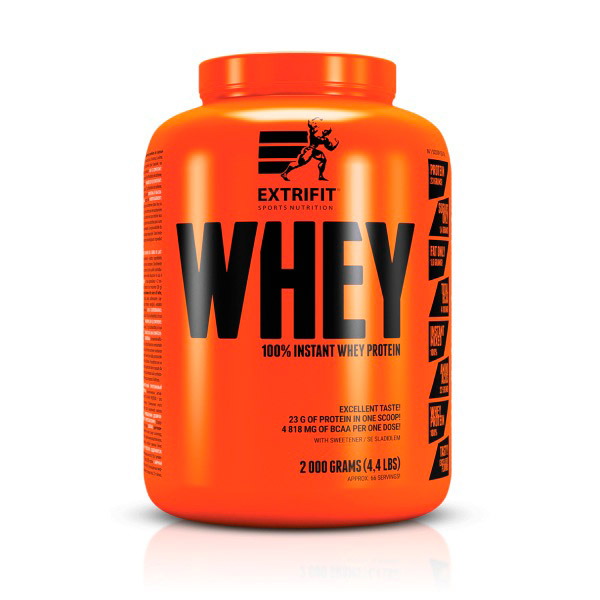 100% Instant Whey Protein (2 kg)