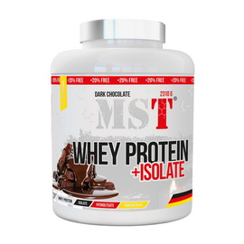 Whey Protein + Isolate (2,1 kg)