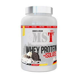 Whey Protein + Isolate (900 g)