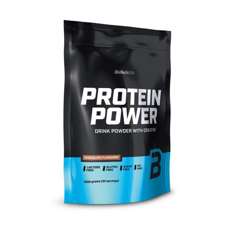 Protein Power (1 kg, пакет)