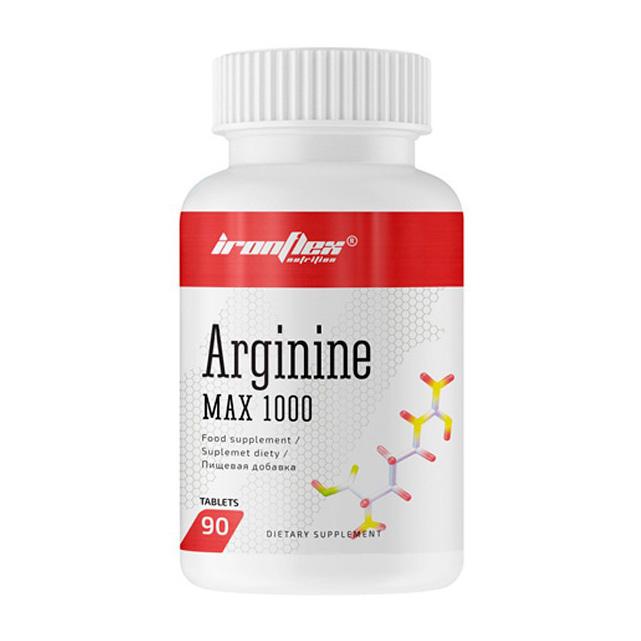 Arginine Max 1000 (90 tabs)