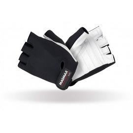 Basic Workout Gloves MFG-250 White/Black (S, M, L, XL, XXL)