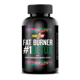 Fat Burner #1 Detox (90 caps)