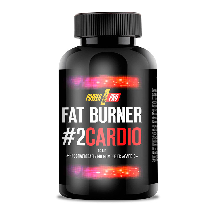 Fat Burner #2 Cardio (90 caps)