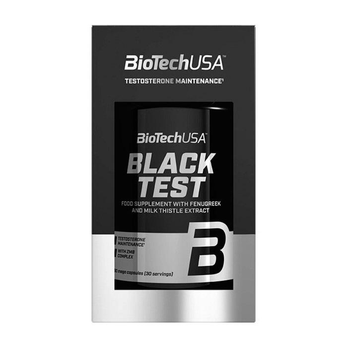 Black Test (90 caps)