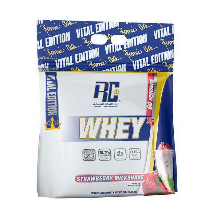Whey XS (2,22-2,28 kg, bag)