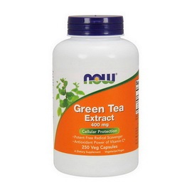 Green Tea Extract 400 mg (250 veg caps)