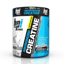 Micronized Creatine Unflavoured (300 g)