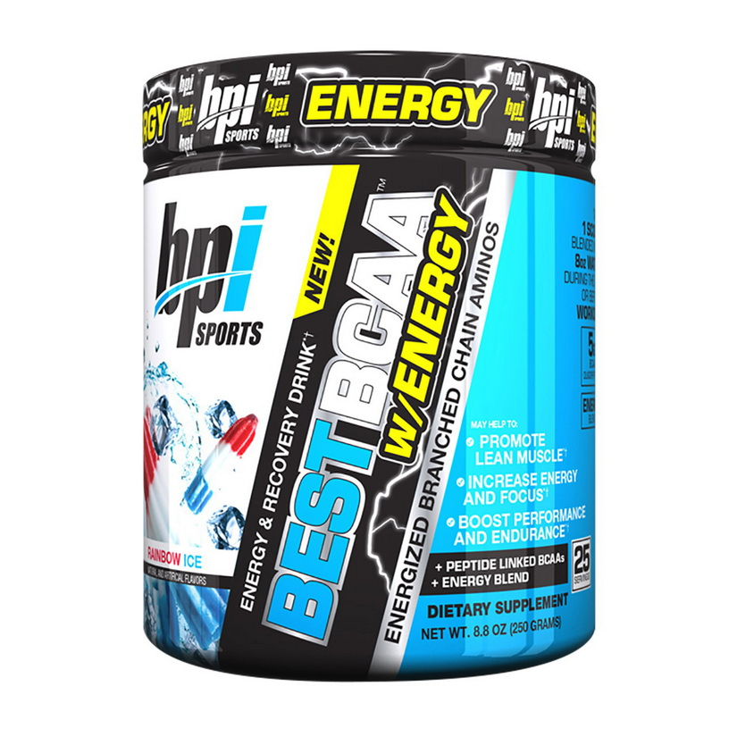 Best BCAA w/Energy (250 g)