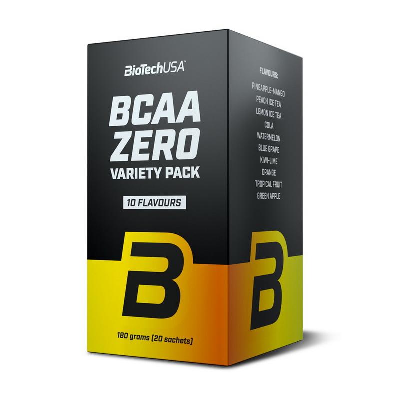 BCAA Zero Variety Pack (20 sachets)