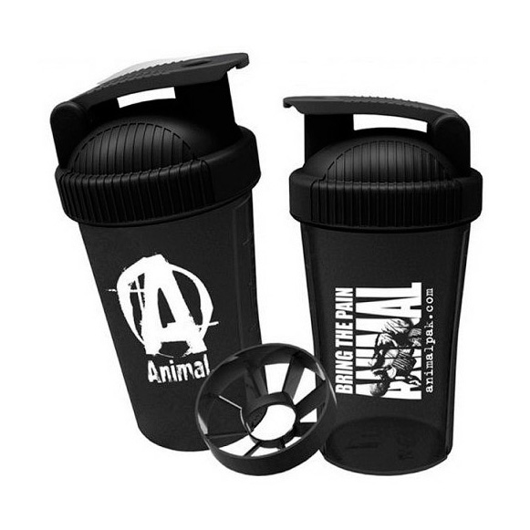 Animal Fury Shaker Cup Black (500 ml)