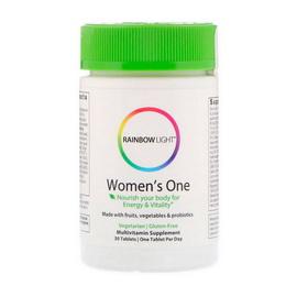 Women's One (30 tabs)