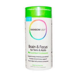 Brain & Focus for Teens & Adults (90 tabs)
