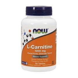 L-Carnitine 1000 mg (50 tabs)