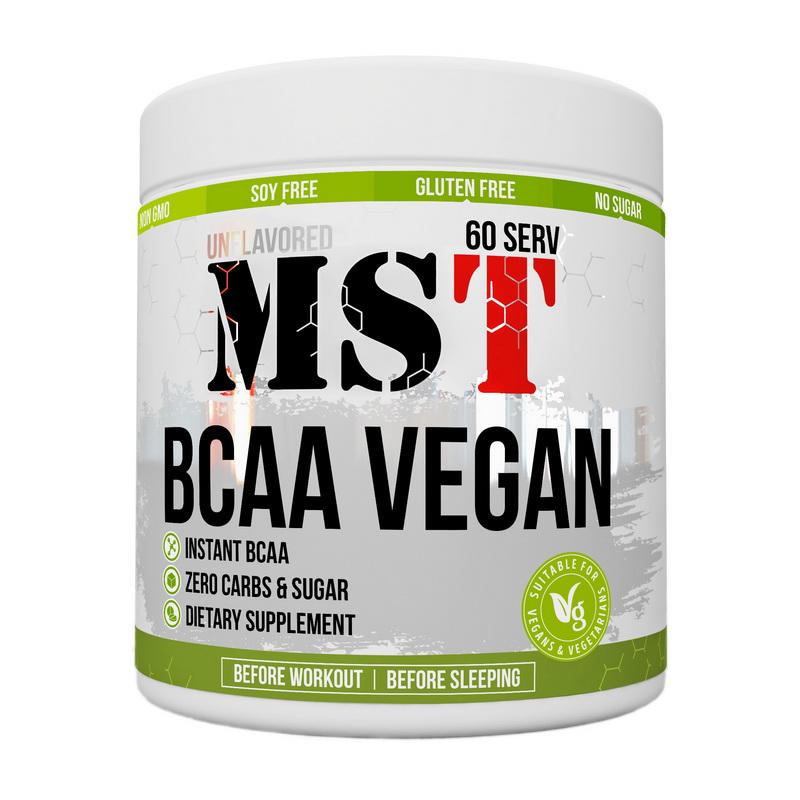 BCAA Vegan Unflavored (300 g)