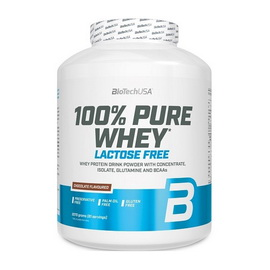 100% Pure Whey Lactose Free (2,27 kg)