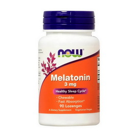 Melatonin 3 mg (90 lozenges)