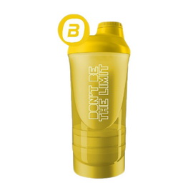 Shaker Wave + 3 in 1 Don`t Be The Limit Yellow (500 ml)