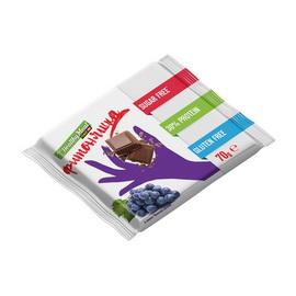 Протеиновая шоколадка Молочный шоколад с изюмом (1 x 70 g)