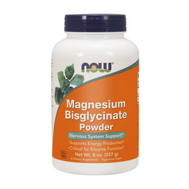 Magnesium Bisglycinate Powder (227 g)