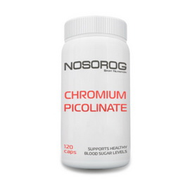 Chromium Picolinate (120 caps)