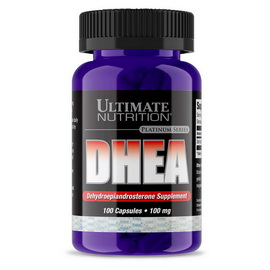 DHEA 100 mg (100 caps)