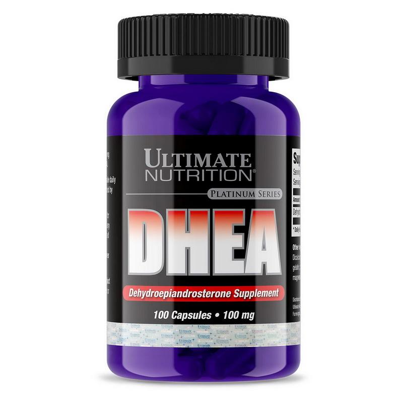DHEA 100 mg (100 caps)