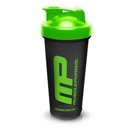 Shaker Muscle Pharm with Metall Ball (600 ml)