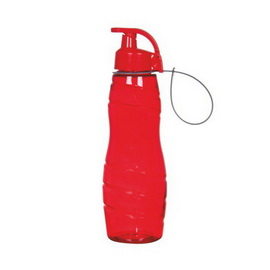 Waterbottle Tiger Mix Red (750 ml)