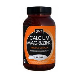 Calcium Mag & Zinc (60 tabs)